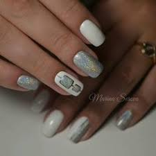 white to blue ombre nails nails pinterest ombre