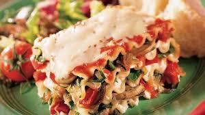 italian vegetarian lasagna recipe pillsbury com