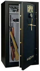 stack on 10 gun double door cabinet double door gun safe stack on double door steel security gun cabinet