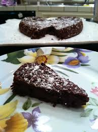 gluten free flourless chocolate cake recipe the hungry husky