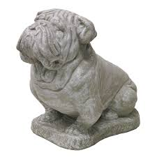 shop 14 in animal garden statue at lowes
