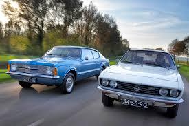 opel manta interior classics ford taunus vs opel manta youtube