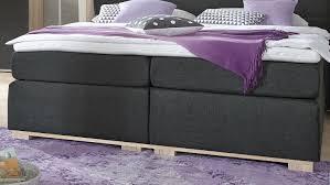 Schlafzimmer Einrichten Boxspringbett Ohio Bett Für Schlafzimmer Anthrazit San Remo Eiche 180