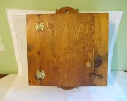 wooden cupboard etsy