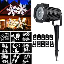 christmas light projector ucharge rotating night light projector