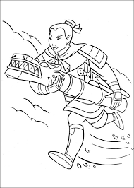 mulan coloring pages google colouring pages