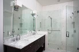 Contemporary Master Bathrooms - modern master bathroom remodel home decorations