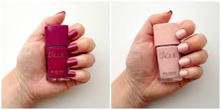 review bourjois la laque nail polish wrinkles and heels