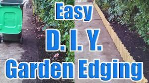 creative garden edging formboss home decoration ideas 5528