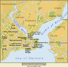 istanbul turkey map that local istanbul m miller