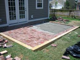 Small Patio Designs With Pavers Patio Ideas Image Of Brick Patio Designs Circular Brick Ideas