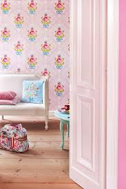 pip studio the official website shabby chic wallpaper pink