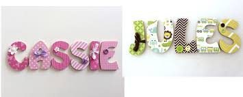 lettre porte chambre bébé charmant lettre prenom chambre bebe 8 ob 8f6f1c plaques de porte