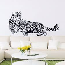 online get cheap huge wall murals aliexpress com alibaba group 2017 new huge cheetah leopard jaguar cat wall mural vinyl decal high quality on hto selling