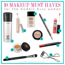 10 Must Haves For Every by Top 10 Makeup Must Haves