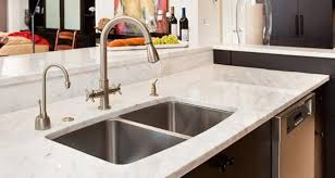 Filter Your Options To Improve Tap Water Quality - Kitchen sink water filter