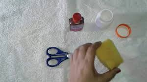 diy nail polish remover jar how to make nail paint remover jar