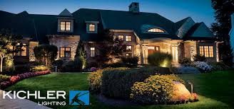 kichler landscape path lights outdoor lighting in guelph nightscaping services
