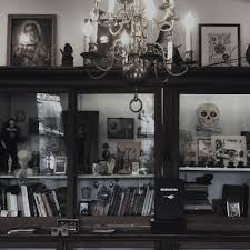 Occult Home Decor See This Instagram Photo By Grimvr U2022 954 Likes Living Room