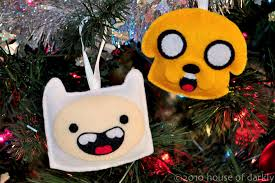 sew felt adventure time finn jake ornaments 5 steps with pictures