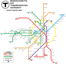 Boston Mbta Map Mbta Blog U2014 Kaitlyn M Hennigan