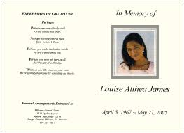 free sle funeral programs templates memorial service program template an69q0tk gif