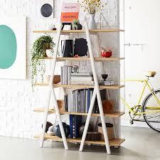 Diy Ladder Bookshelf A Frame Ladder Shelf Frame Decorations