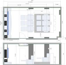 home theater seating layout plan basement home theater plans with
