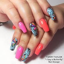 91 best nail art images on pinterest tammy taylor nails taylors
