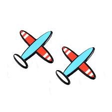 imagenes animadas de aviones 42 40mm 10 unids avión de dibujos animados resina aviones flatback