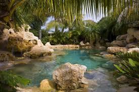 natural limestone blue lagoon lucas lagoons