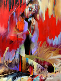 modern paint timothy m parker abstract art pinterest figure painting and