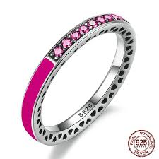 cute rings images Simple yet cute finger rings with hearts crafted from silver jpg