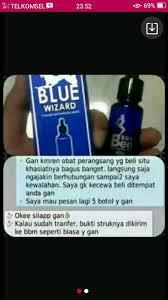 blue wizard di surabaya klinikobatindonesia com agen resmi
