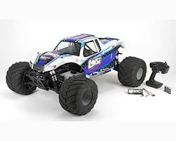 nitro gas rc monster trucks monster truck xl 1 5 scale rtr gas truck white by losi
