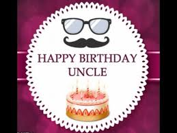 happy birthday uncle e card for uncle youtube