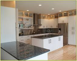light granite countertops with white cabinets grey granite countertops with white cabinets home design ideas