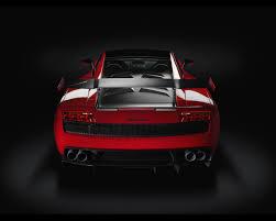 Lamborghini Gallardo Back - gallardo lp 570 4 super trofeo stradale 2011
