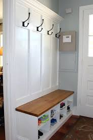 coat rack with bench storage entryway bench with rack in shoe