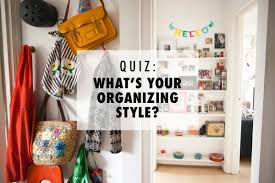 quiz what u0027s your organizing style apartment therapy
