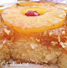 jam hands the best pineapple upside down cake recipe flashback