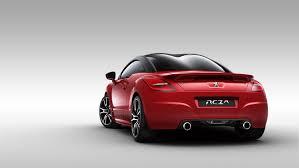peugeot cars price 2014 peugeot rcz r price 31 995