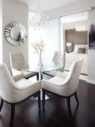 Amazing Round Dining Room Sets For Small Spaces  With Additional - Amazing round white dining room table property