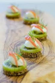 recipes for amuse bouche and other small sized appetizers