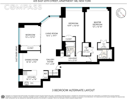 Lenox Floor Plan Streeteasy 435 East 65th Street In Lenox Hill 14b Sales