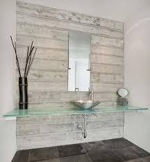 Bathroom With Wood Tile - best 25 bathroom wood wall ideas on pinterest pallet wall