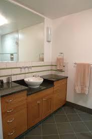 Bathroom Countertop Height Rustic Counter Height Bathroom Contemporary With Dark Floor Dark