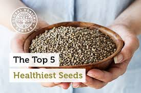 the top 5 healthiest seeds