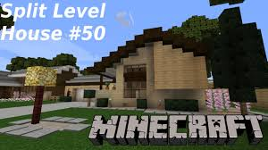 minecraft split level house walkthrough 50 suburbcraft ep 96