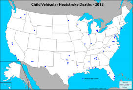 Palmetto Florida Map by Golden Gate Weather Services Vehicle Heat Study 2012 Hyperthermia